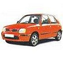 NISSAN MICRA CAR COVER 1992-2002