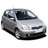 TOYOTA YARIS CAR COVER 1999-2005