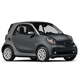 SMART FORTWO EQ CAR COVER 2018 ONWARDS