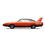 PLYMOUTH ROADRUNNER SUPERBIRD CAR COVER