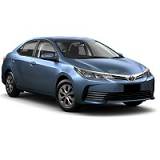 TOYOTA COROLLA CAR COVER 2013-2019