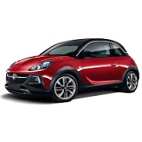 VAUXHALL ADAM ROCKS CAR COVER 2015 ONWARDS