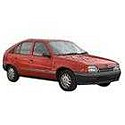 VAUXHALL ASTRA CAR COVER 1986-1991