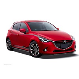 MAZDA 2 CAR COVER 2014 ONWARDS
