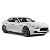 MASERATI GHIBLI CAR COVER 2013 ONWARDS