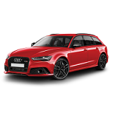 AUDI RS6 AVANT CAR COVER 2013 ONWARDS