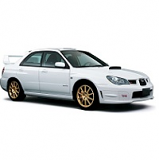 IMPREZA CAR COVER 2000-2007 WITH SPOILER