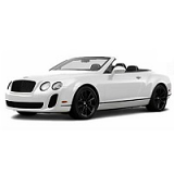 CONTINENTAL GTC CONVERTIBLE CAR COVER 2005-2011