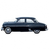 VAUXHALL CRESTA CAR COVER 1954-1957