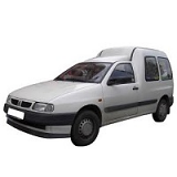 SEAT INCA VAN CAR COVER 1995-2003