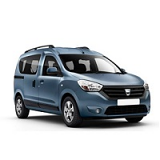 DACIA DOKKER CAR COVER 2012 ONWARDS