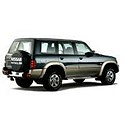 NISSAN PATROL GR CAR COVER 1987 ONWARDS