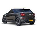 BMW MINI PACEMAN CAR COVER