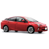 TOYOTA PRIUS CAR COVER 2016 ONWARDS