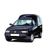 VW CADDY VAN CAR COVER 1995-2003