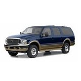 FORD EXCURSION CAR COVER 1999-2005