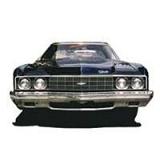 CHEVROLET IMPALA CAR COVER 1971-1976