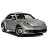 VW BEETLE CAR COVER 2012 ONWARDS
