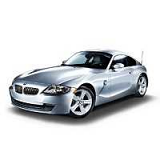 BMW Z4 COUPE CAR COVER 2006 ONWARDS
