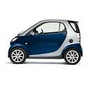SMART FORTWO CAR COVER 1998-2014