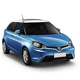MG3 CAR COVER 2013 ONWARDS